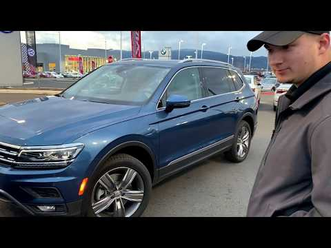 2019 VW Silk Blue Metallic Vs Pacific Blue Metallic