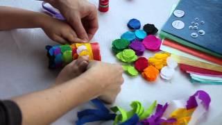 Niños DIY: Koinobori, cometa japonesa - 1