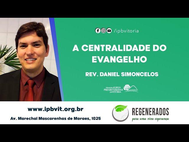 Rev. Daniel Simoncelos - Romanos 1.1-7