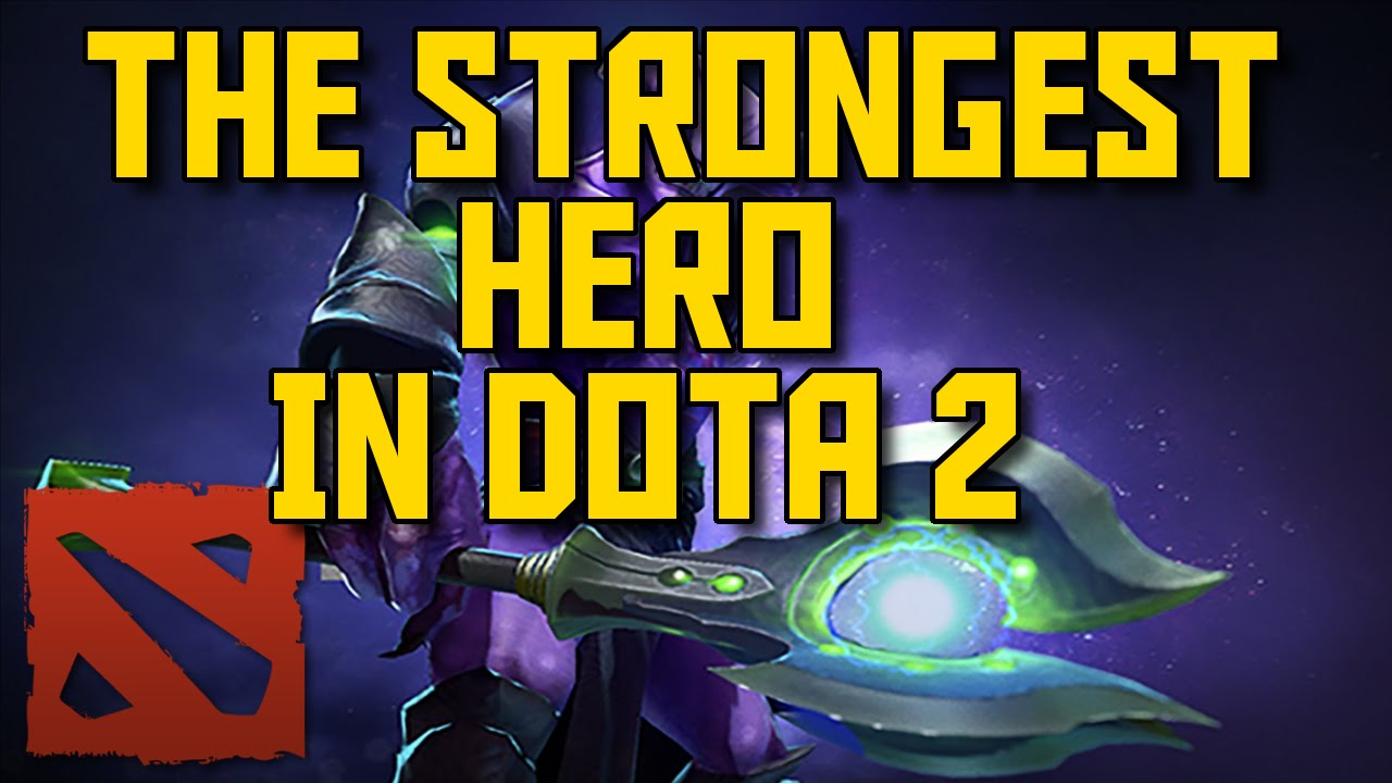 the best offlane hero in dota 2 strongest hero post the 6 86d