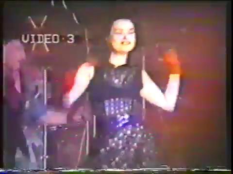 Сектор Газа Юрий Хой и Таня Фатеева, Ростов 1992