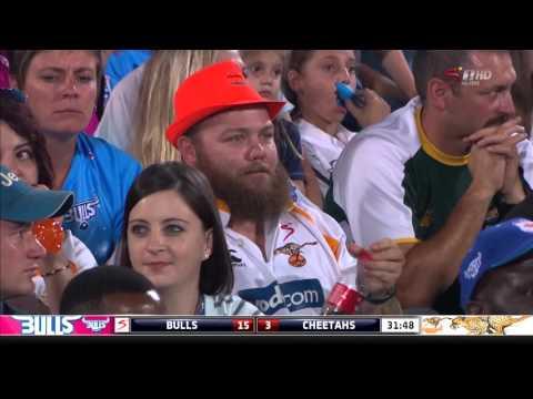 Super Rugby: Bulls V Cheetahs (Round 6)