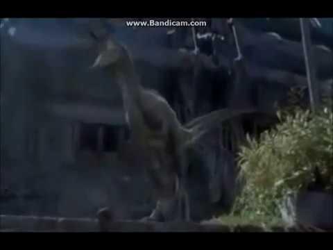 Velociraptor Call From Jurassic Park
