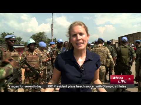 Will the UN troops help subdue the Islamist rebels in DR Congo?