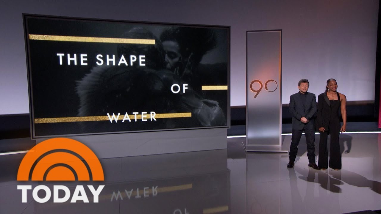 'Shape Of Water' Leads Oscar Nominations With 13, Including Best Picture | TODAY