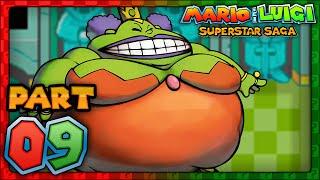 Mario & Luigi: Superstar Saga - Part 9 - Queen Bean!