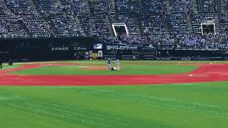横浜DeNAベイスターズ 背番号 00.44.61 2018年4月1日 横浜スタジアム 開...