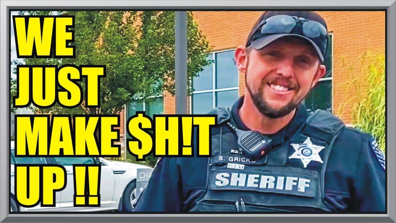 IGNORANT COPS EXPOSED - COP WATCH - Colorado Sheriffs - Amagansett Press