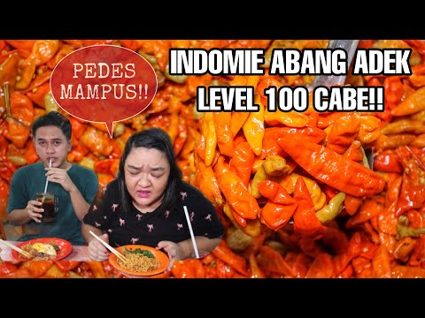 Duplikat Mie Abang Adek ala ala [Foodsperiment] [Instant Noodle Experience]| Andriani Mareth.
