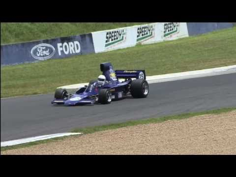 Elfin, Lola & Matich F5000 racing cars - Eastern Creek 2010