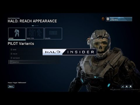 Halo Mcc Insider Pc Halo Reach All Armor Customization