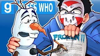 Gmod Ep. 83 - XMAS GUESS WHO 2018 - Frozen 2! (Garry's Mod Funny Moments)