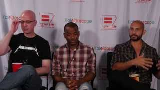 Video Kaleidoscope 2015 Interview - Chasing Pavement - Matthew Doyle, Remy Mars, & Antonio Biaggi download MP3, 3GP, MP4, WEBM, AVI, FLV Mei 2018