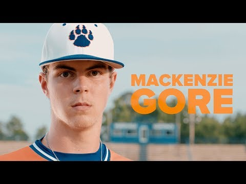 MacKenzie Gore: 2016-2017 Gatorade National Baseball Player of the Year