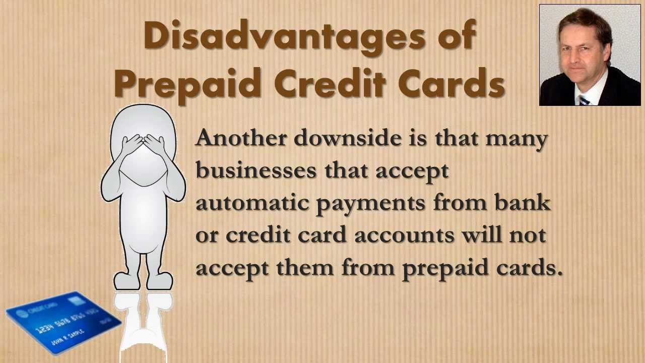 Pre pay credit online