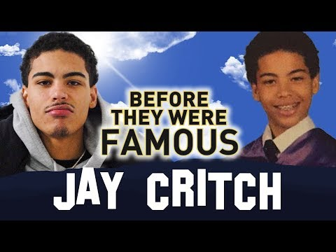 JAY CRITCH | Before They Were Famous | Speak Up | BIOGRAPHY