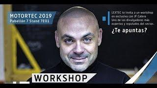 Conferencia con JF Calero en MOTORTEC 2019: ¿Nos vemos?