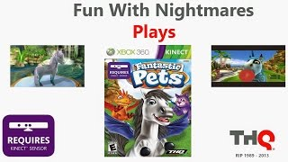 A Nightmare On Christmas: Fantastic Pets!