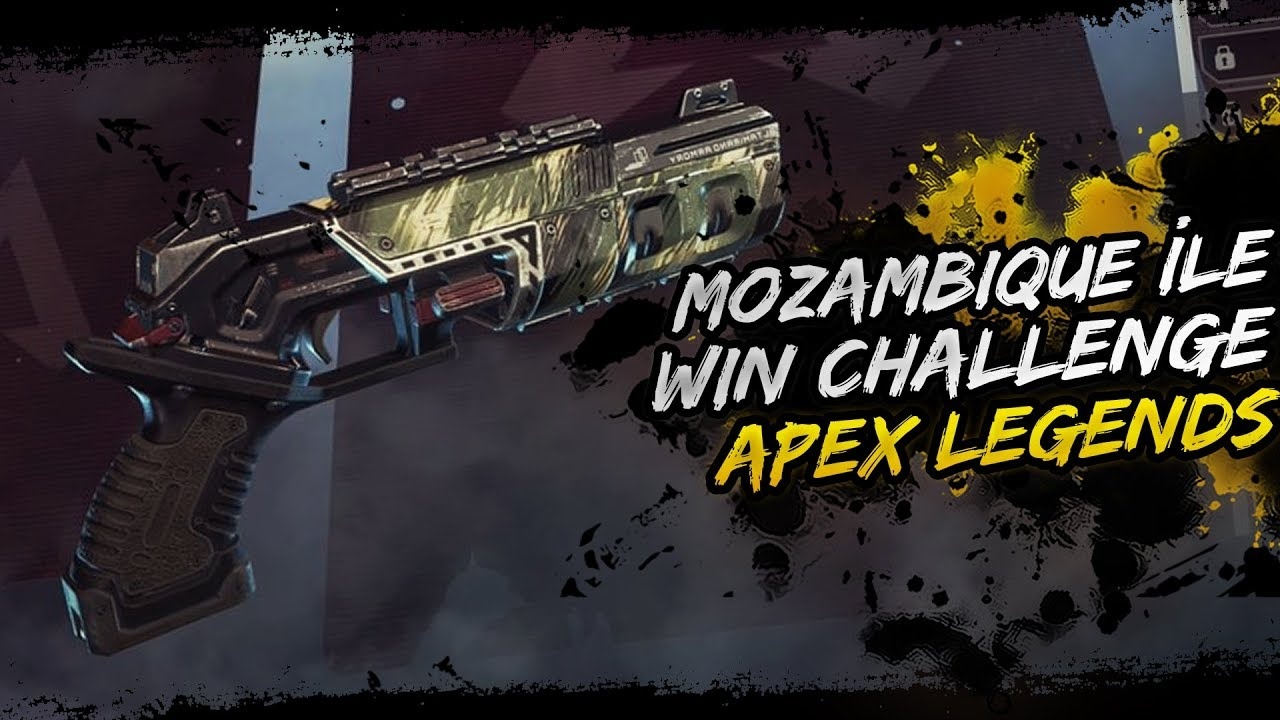 MOZAMBIQUE İLE WIN CHALLENGE! [APEX LEGENDS]