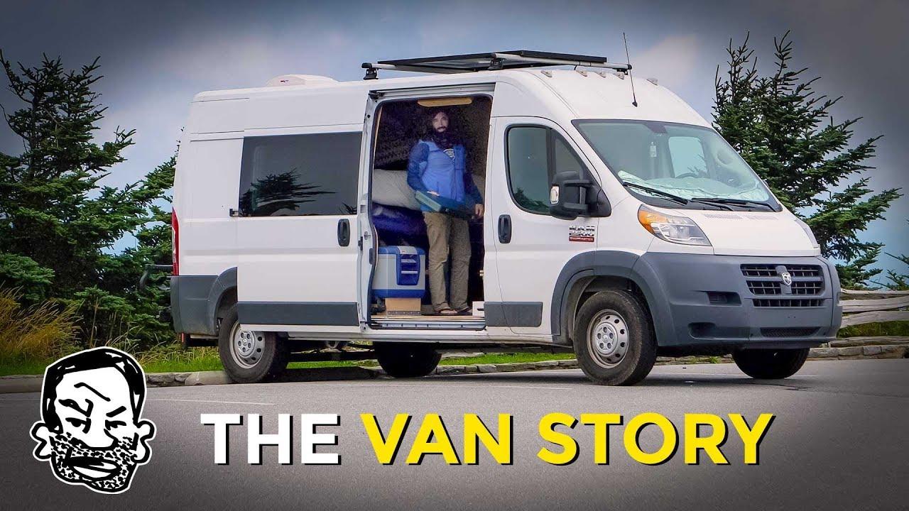 DIY Camper Van Build from Start to Finish | Tour and Recap