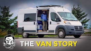 DIY Camper Bouw van Start tot Finish | Tour en Samenvatting