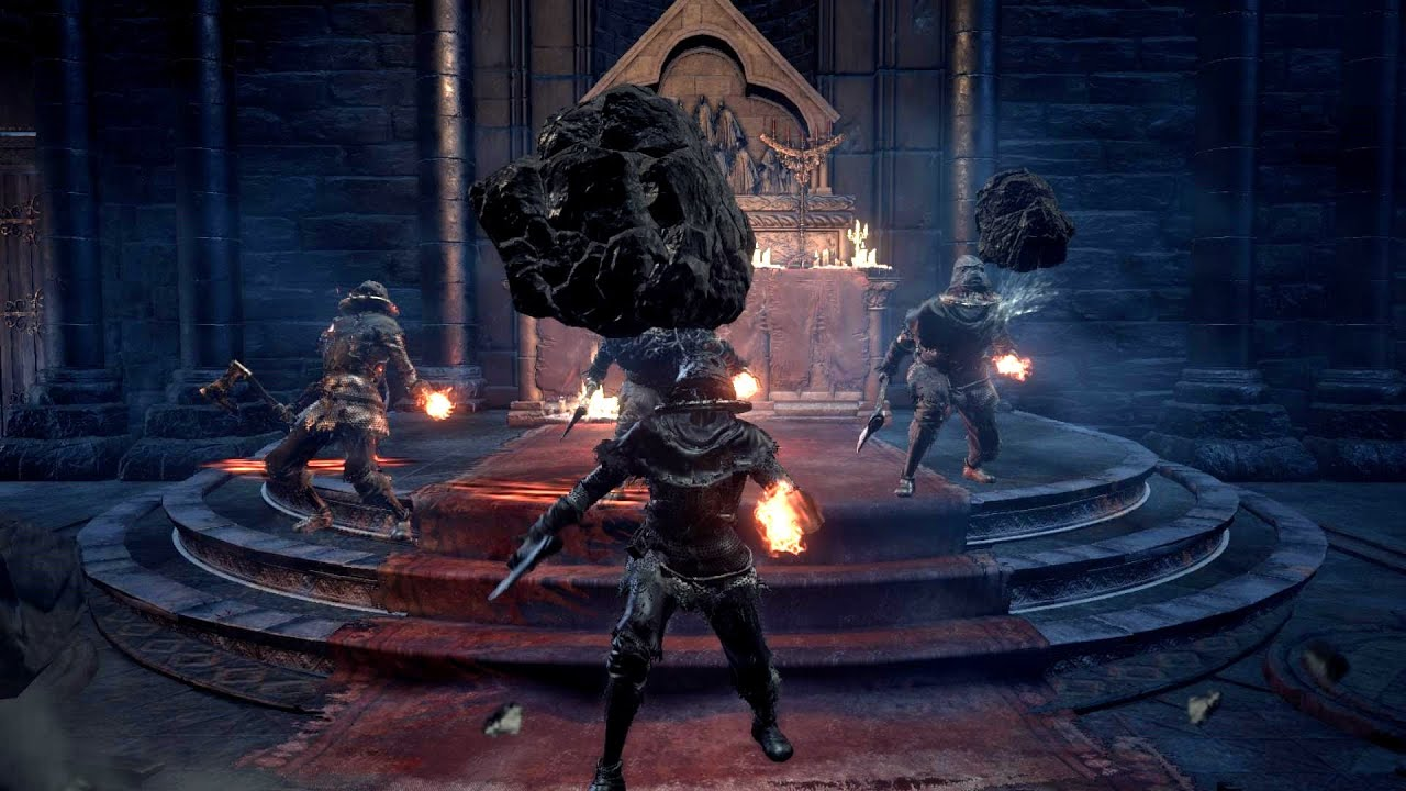 How to do matchmaking in dark souls 3