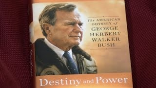 Bush 41 Book Critical of Son