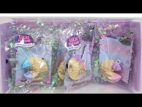 Lucky Fortune BFF Series Blind Bag Unboxing Toy Review