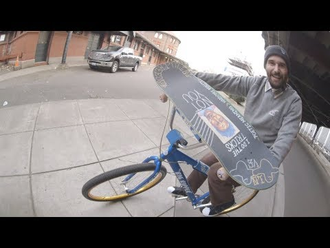 How To Build a Mark Gonzales Board: Ep. 8 Kev's Kreations