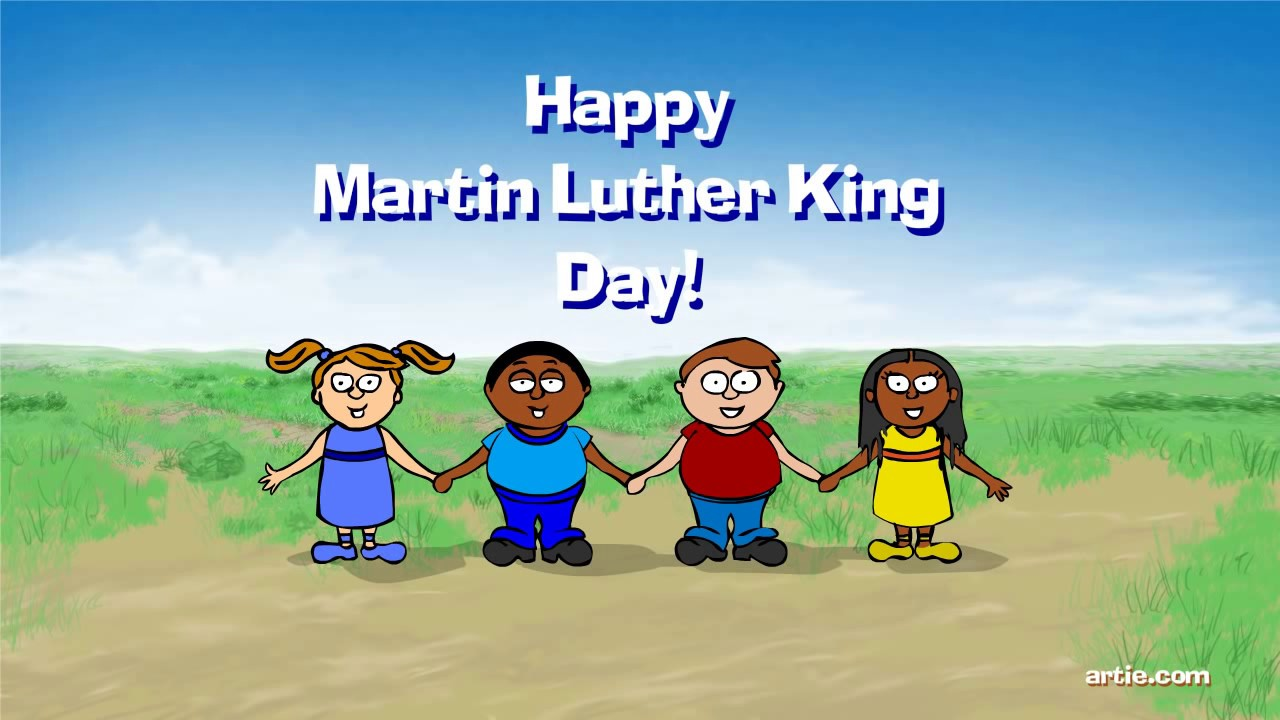 Uncategorized Martin Luther King Animated Movie happy martin luther king day kids youtube