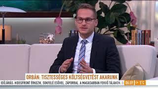 Orbán Viktor szeretné, ha a szegényebb országok több támogatásban részesülnének
