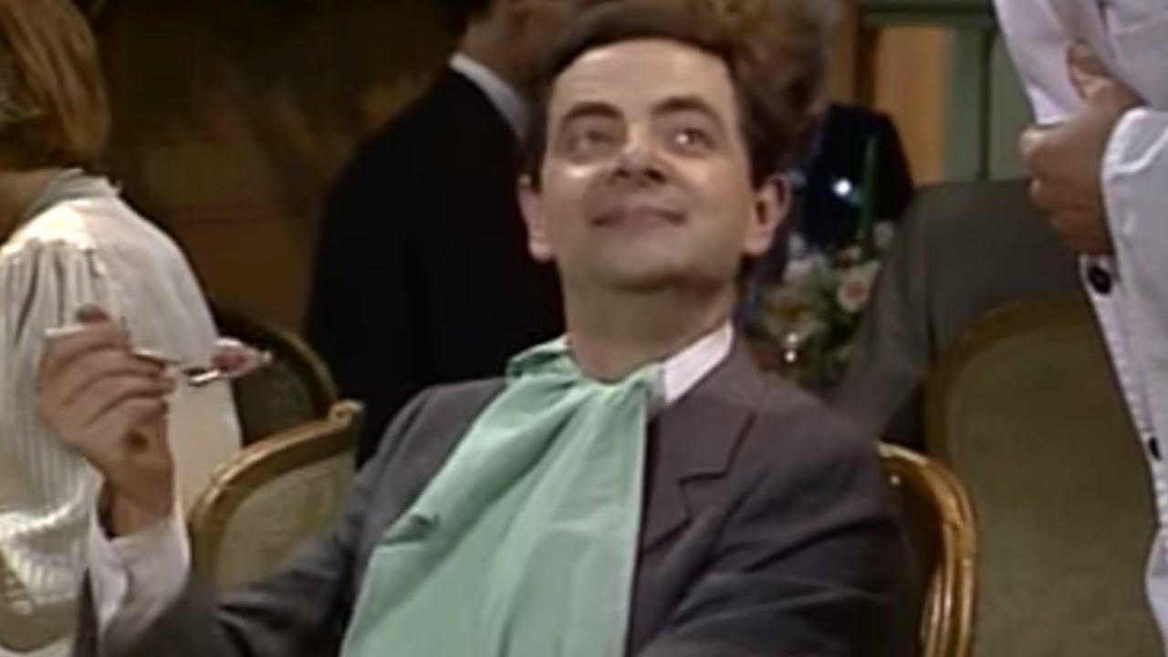 The Steak Tartar | Mr. Bean Official