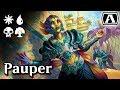 MTG Arena - Pauper Hexproof
