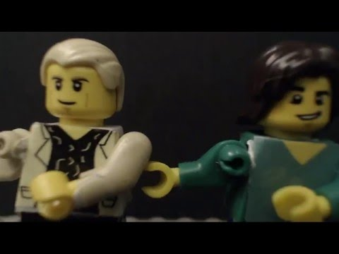 Lego David Bowie & Mick Jagger - Dancing In The Street