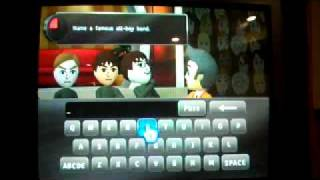 Family Feud 2012 Edition Nintendo Wii Run: Game 1