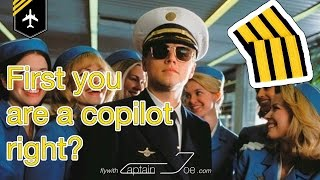 But first you are a copilot, right?