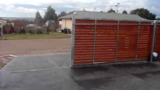 Lee Benson Fencing, Automatic Sliding Gate