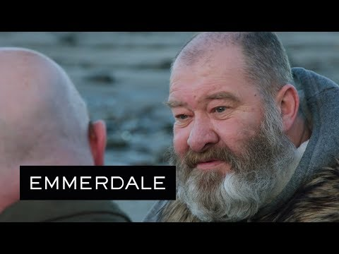 Emmerdale - Paddy Tells Bear Wolf About Gracie