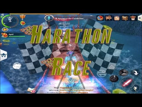 O&C 2: Harathon Race Event