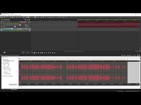 Easy Remixing in ACID Pro 8 - Chopping with Chopper (1/3)