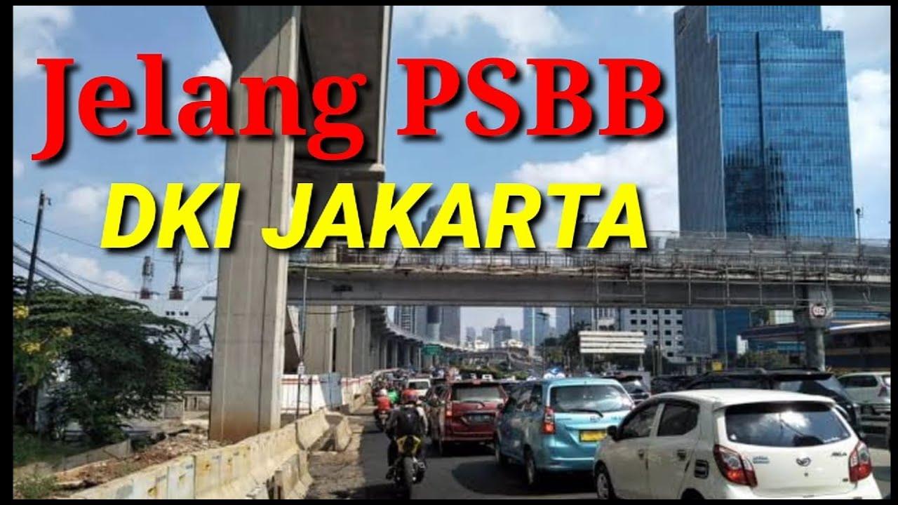 Jakarta Kembali Akan Di Terapkan Psbb Siap Siap Rem Darurat 14 September 2020 Youtube