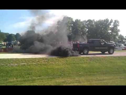 duramax smoke show efi live
