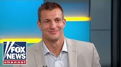 Rob Gronkowski joins 'Fox & Friends' to talk life off the field