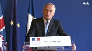 فرنسا وبريطانيا متفقتان على مواجهة بلا هوادة ضد الإرهاب