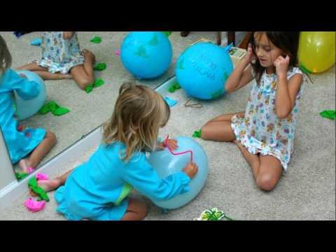 Popping Balloons Vk