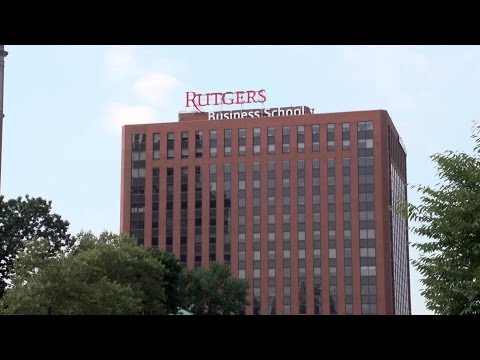 Virtual tour of Rutgers Business School at 1 Washington Park at Rutgers University–Newark