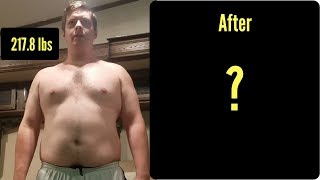 30 Day OMAD Weight Loss Results