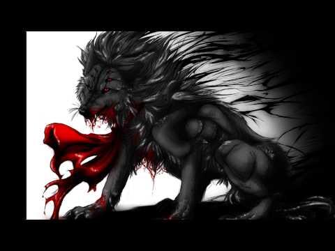 anime wolves- monster