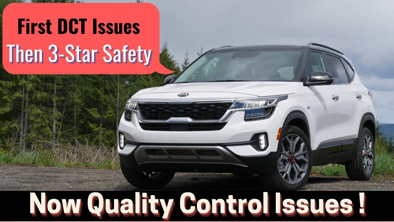 It's KIA India Again ! Quality Control Issues Surface in 2020 KIA SELTOS Within an YEAR | CarMaster
