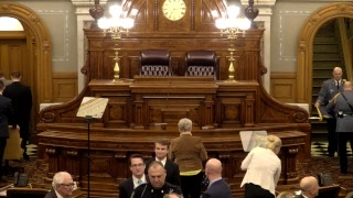 01/16/2019 - State of the State - House Session Live-Stream HD